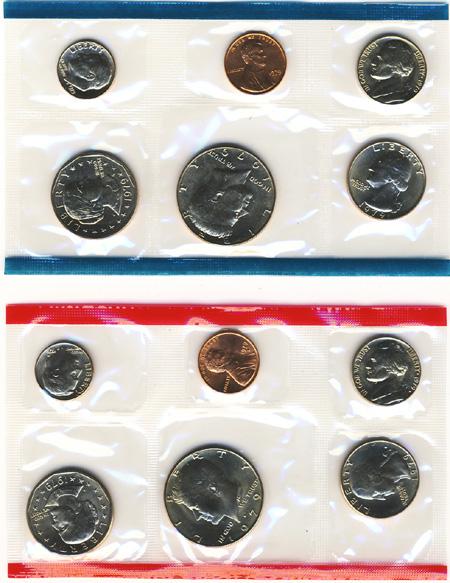 1979 Uncirculated Mint Set