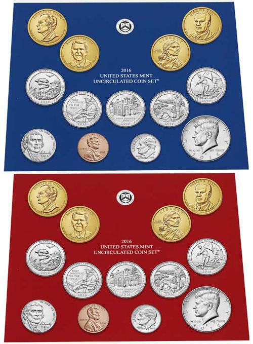 2015 Mint Set