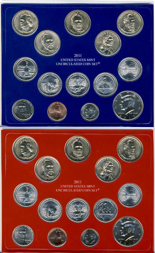 2011 US Mint Set